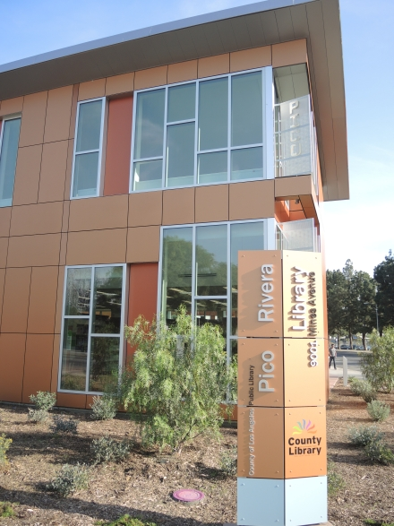 Pico Rivera Library